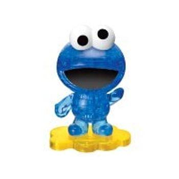 3D Παζλ Cookie Monster (39 Κομμάτια)