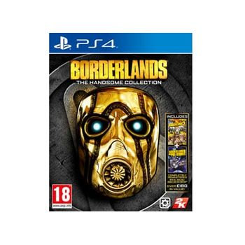Borderlands The Handsome Collection – PS4 Game