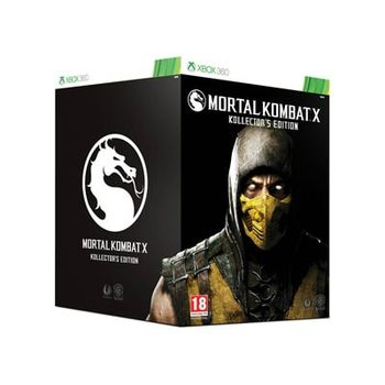 Mortal Kombat X Kollector's Edition – Xbox 360 Game