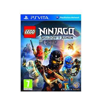 LEGO Ninjago – Shadow of Ronin PS Vita Game