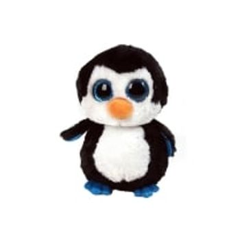 Λούτρινο Πιγκουίνος 15cm TY Beanie Boos
