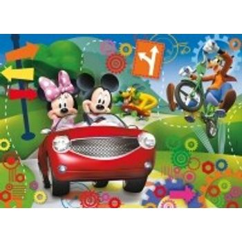 3D Παζλ Mickey Mouse House (104 Κομμάτια)