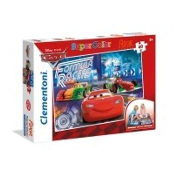 Παζλ Disney Cars Floor Super Color Disney (40 Κομμάτια)