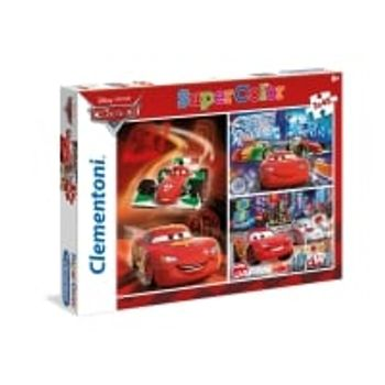 Παζλ Disney Cars Super Color Disney (3×48 Κομμάτια)