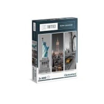 Παζλ Νέα Υόρκη Trittico Collection (500 Κομμάτια)