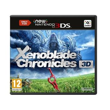 Xenoblade Chronicles 3D – New Nintendo 3DS/2DS Game