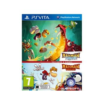 Rayman Legends & Origins Bundle – PS Vita Game