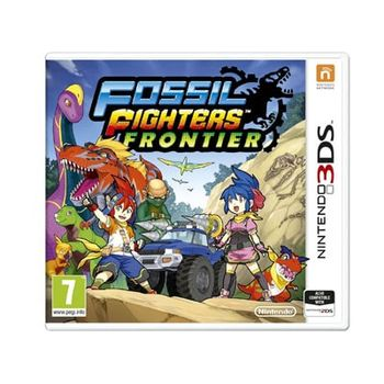 Fossil Fighters Frontier – 3DS/2DS Game