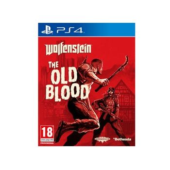 Wolfenstein The Old Blood – PS4 Game