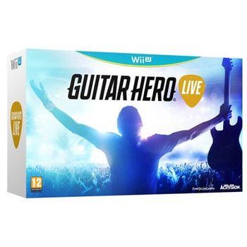 Guitar Hero LiveΚιθάρα – Wii U Game