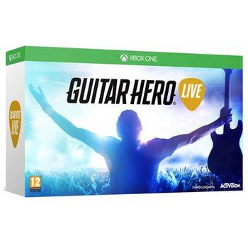 XBOX One Game – Guitar Hero LiveΚιθάρα