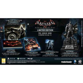 PS4 Game – Batman: Arkham Knight Memorial Edition