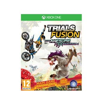XBOX One Game – The Trials Fusion The Awesome Max Edition