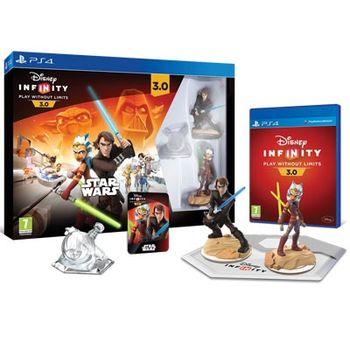 PS4 Game – Disney Infinity 3.0 Star Wars Starter Pack