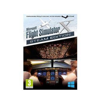 Flight Simulator X Steam Edition – PC Game
