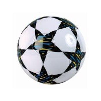 Μπάλα Ποδοσφαίρου Color Stars Δερμάτινη