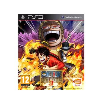 One Piece Pirate Warriors 3 – PS3 Game