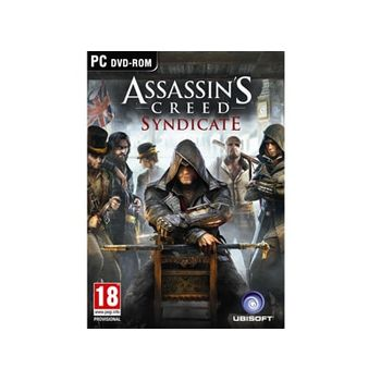 PC Game – Assassin's Creed Syndicate