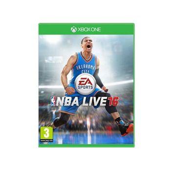 XBOX One Game – NBA Live 16