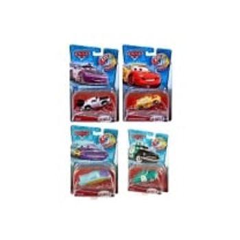 Αυτοκινητάκι Cars Ice Racers Color Changers (1 Τεμάχιο)