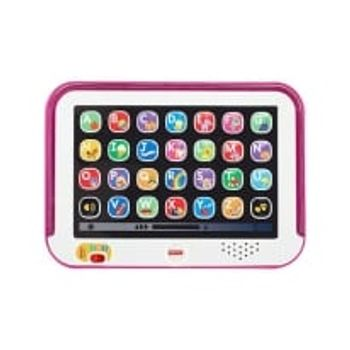 Εκπαιδευτικό Tablet Fisher Price Laugh & Learn Smart Stages Ροζ