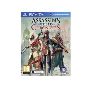 Assassin's Creed Chronicles Trilogy Pack – PS Vita Game