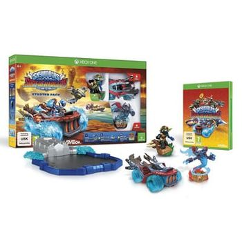 Skylanders Superchargers Starter Pack – Xbox One Game