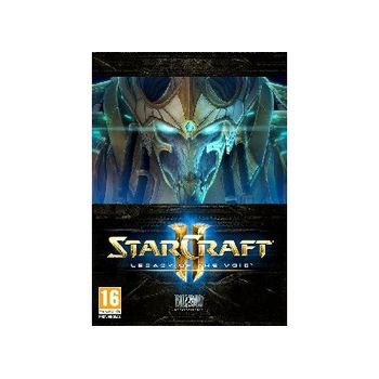 PC Game – StarCraft II Legacy of the Void