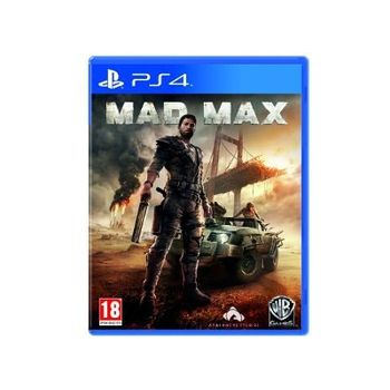 Mad Max – PS4 Game