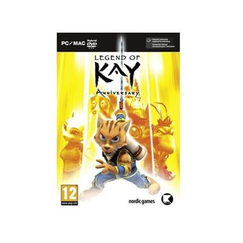 PC Game – Legend of Kay HD Anniversary