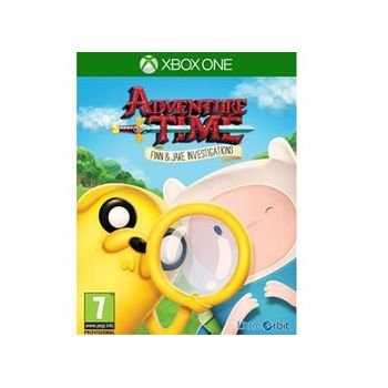 Adventure Time – Finn and Jake Investigations – Xbox One Game