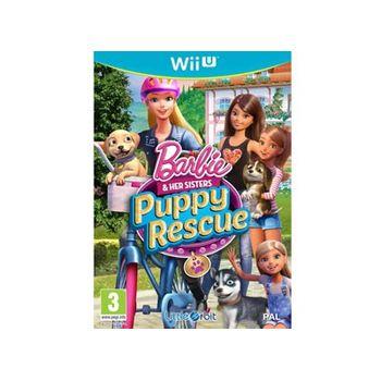 Barbie & Her Sisters Puppy Rescue – Wii U Game