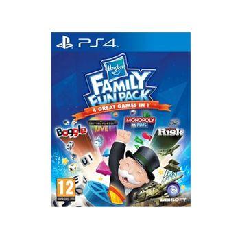 Hasbro Family Fun Pack – PS4 Game