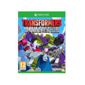 XBOX One Game – Transformers Devastation