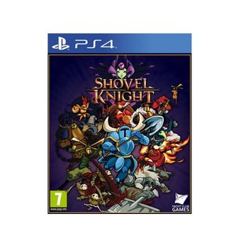 PS4 Game – Shovel Knight