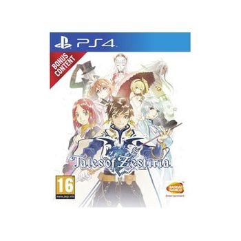 PS4 Game – Tales of Zestiria