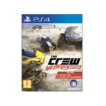 PS4 Game – The Crew Wild Run Edition
