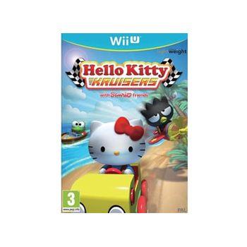 Hello Kitty Kruisers – Wii U Game