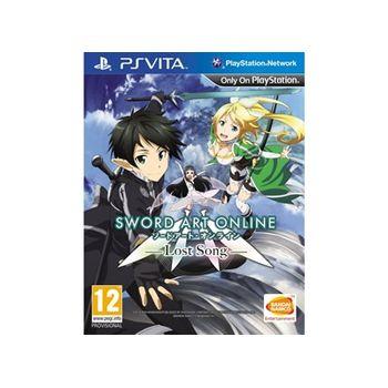 Sword Art Online: Lost Song – PS Vita Game