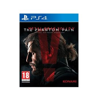 PS4 Game – Metal Gear Solid V: Phantom Pain