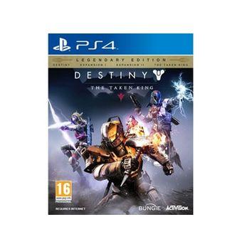 PS4 Game – Destiny The Taken King Legendary Edition