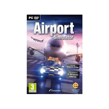 PC Game – Airport Simulator 2015