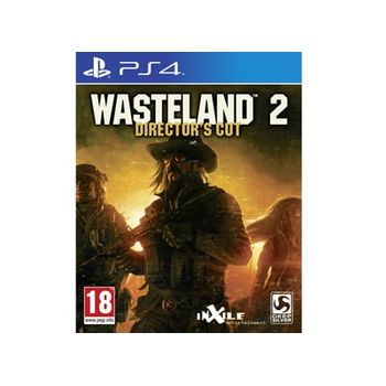 PS4 Game – Wasteland 2 Director's Cut