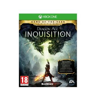 XBOX One Game – Dragon Age Inquisition Game of the Year Edition