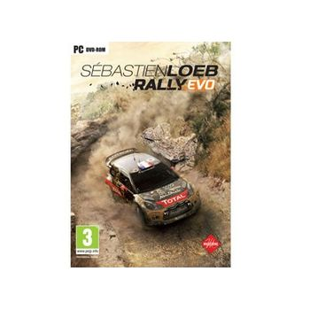PC Game – Sebastien Loeb Rally Evo