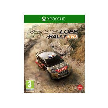 Sebastien Loeb Rally Evo – Xbox One Game