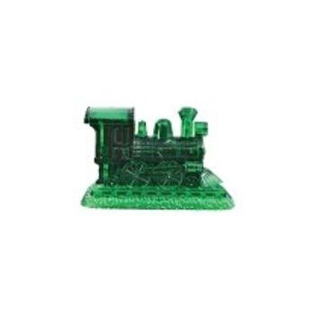 3D Παζλ Ατμομηχανή Πράσινη