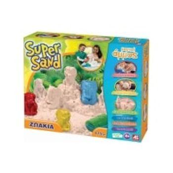 Ζωάκια Super Sand Μαγική Άμμος