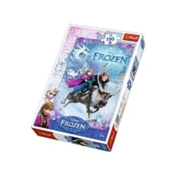 Παζλ Frozen (100 Κομμάτια)