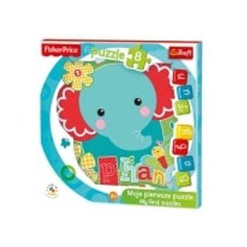 Παζλ Ελεφαντάκι Fun Baby (8 Κομμάτια)